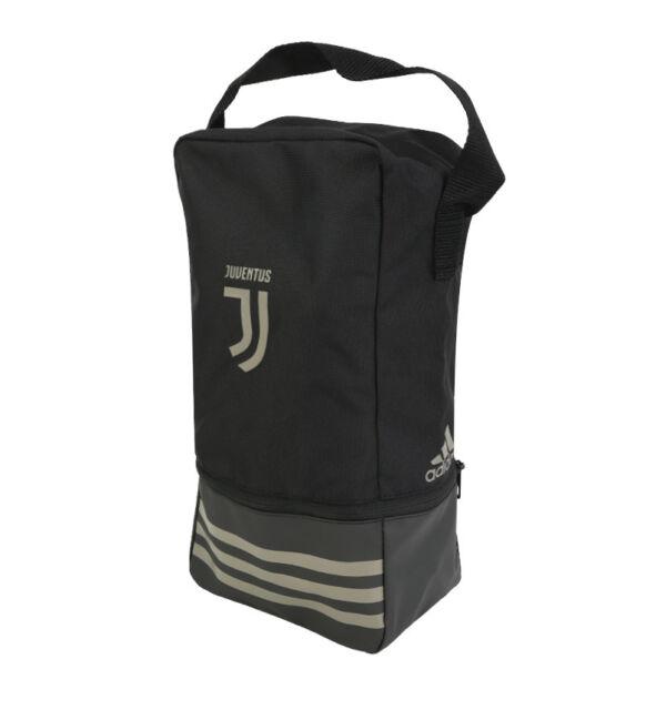 Adidas Juventus Shoes Bags Black Sports Bag Soccer Football Gym Sacks Cy5564