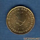 Pays Bas 2010 - 20 centimes d'Euro - Pièce neuve de rouleau - Netherlands