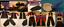 9 x Multicultural Alibaba// Aladdin Jasmine /& friends guard costumes  size 1-13y