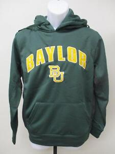 Neuf-Baylor-Ours-Adulte-Hommes-Taille-S-S-Vert-Capuche-Msrp