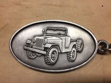 Jeep CJ Keychain...Rare, Brand new! Free shipping!!