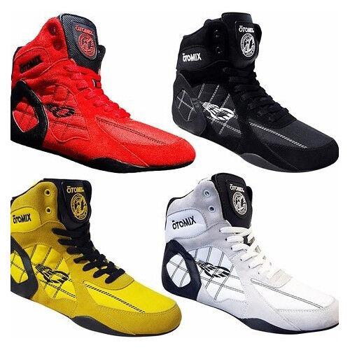 Otomix NINJA WARRIOR Weiß Weiß Fitness Fitness Fitness MMA Box Kampfsport Damen Schuh Turnschuhe 447fa6