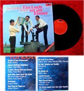 LP-Medium-Terzett-Ein-Loch-ist-im-Eimer-Live-1969