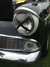 NEU Scheinwerfer headlamp Ford Anglia deluxe 1953-1967 GB Escort 100E E494A 105E