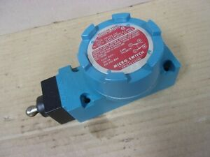 Honeywell Lsxd3k Explosion Proof Micro Limit Switch 600 Vac Hazardous Location Ebay