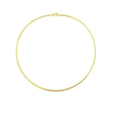 1mm 14k GOLD PLATED STERLING SILVER 925 ITALIAN SNAKE CHAIN NECKLACE JEWELRY