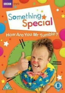Something-Special-How-Are-You-Mr-Tumble-DVD-New-amp-Sealed