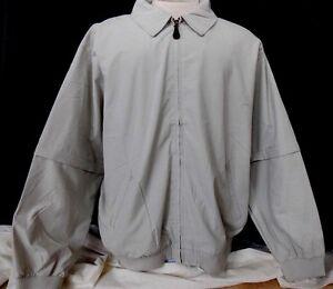 New Mens Golf Windbreaker Jacket convertible long or short sleeve ...