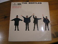 HELP. THE BEATLES. Parlophone . PMC 1255. Mono.1st pressing