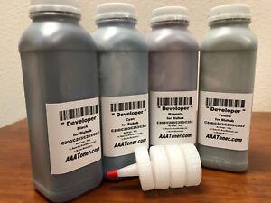 4-x-Color-Developer-Refill-for-Minolta-Bizhub-C200-C203-C253-C353-Repair-Drum
