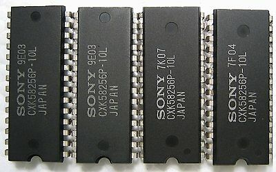 1pcs CXK58257AP-10LL 32K x 8 SRAM CMOS static RAM 28 pin new
