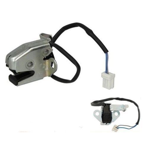 FIAT Dobl Mk1 00-10 Barn DOOR REAR LEFT LOCK SERRATURA Meccanismo Attuatore Solenoide