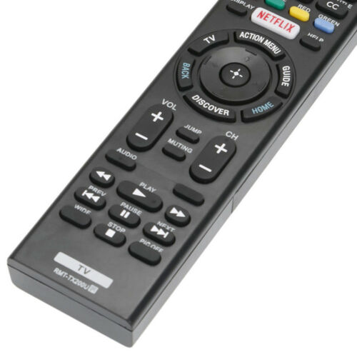 New RMT-TX200U Remote Replace for Sony LED TV XBR-75Z9D XBR-49X750D XBR-49X700D