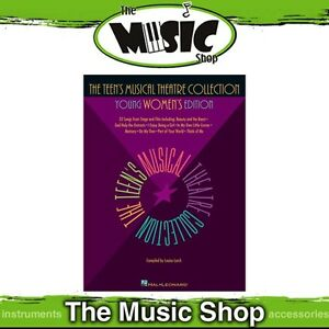 New-Teen-039-s-Musical-Theatre-Collection-Young-Women-039-s-Edition-Vocal-Music-Book