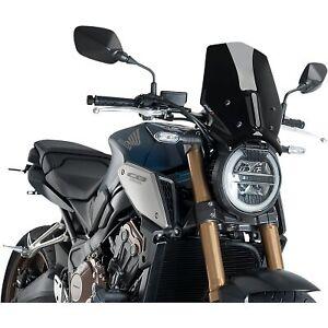 PUIG HI-TECH PARTS - 9748N - New Generation Windscreen Honda CB1000R