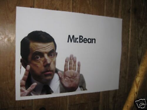 Calendriers Tickets Affiches Rowan Atkinson Mr Bean New Poster Hand Collections Majjistral Org