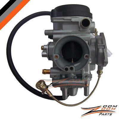 Carb Kit 2000-2012 Yamaha 400 Big Bear Carburetor Repair Yfm400 03-312 Free Ship