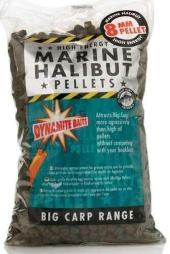 Dynamite Marine Halibut Pellets 16mm