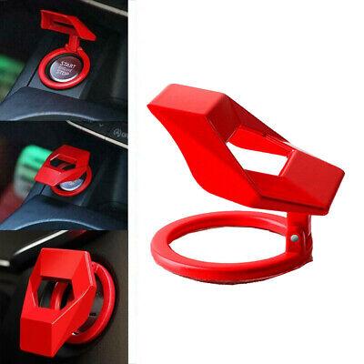 Nützlich Auto Startknopf Abdeckung Motor Trimmen Start Stop Druckschalter Dekor