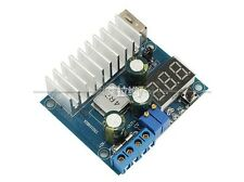 DC Boost Converter 3-35V 5v 12v 100W 6A constant current W/ LED Voltage  USB