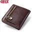 Men-Women-Retro-Genuine-Leather-Cowhide-Wallet-Bifold-Credit-Card-Holder-Purse thumbnail 1