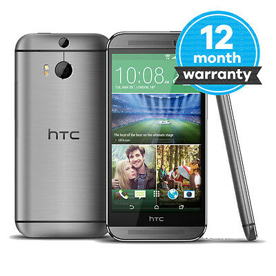 HTC One M8 - 16GB - Unlocked SIM Free Smartphone Various Colours