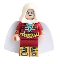 Minifigures Shazam Justice League Billy Batson Heroes Building Toys