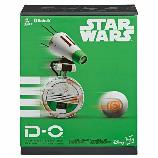 Hasbro Star Wars The Rise of Skywalker D-O App-Controlled Interactive Droid E7054 for sale online