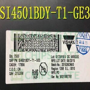 9PCS-SI4501BDY-T1-GE3-SOP-8-VISHAY