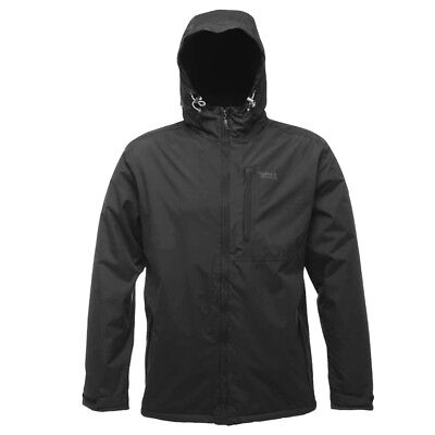 Regatta Hesper II Mens Lightweight Waterproof Jacket Warm Fleece Lined Coat