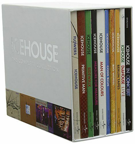 ICEHOUSE - ICEHOUSE: 40TH ANNIVERSARY BOX SET * NEW CD