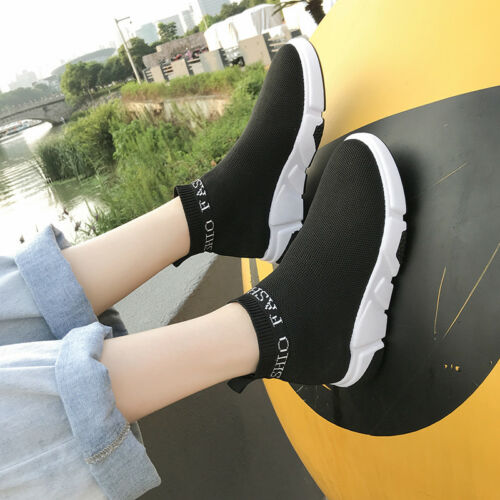 Women Running Shoes Athletic Sock Shoes Jogging Trainers Casual Sports Sneakers