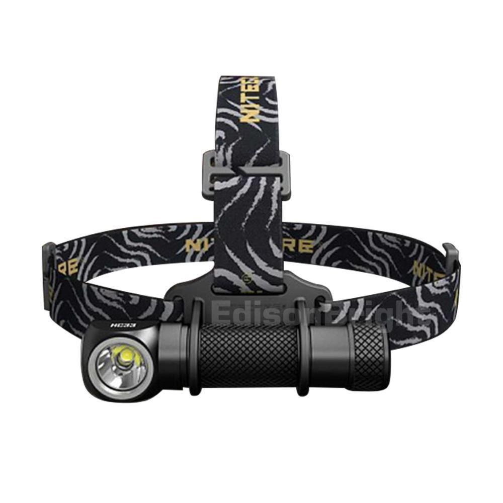 Nitecore HC33 1800 Lumens CREE LED Dual-purpose L-shaped Headlamp 18650 CR123A