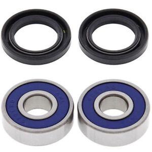 Honda CR250R Front Wheel Bearing /& Seal Kit