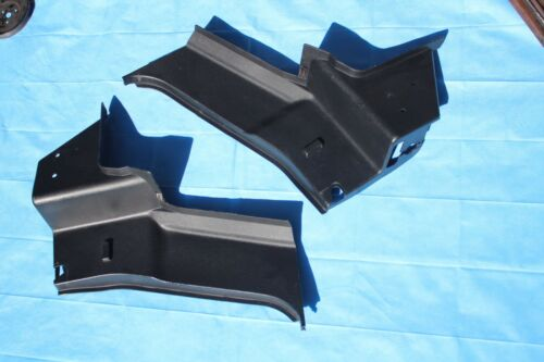 MAZDA MIATA SEAT BELT TOWER COVER 99 00 01 02 03 04 05 BLACK