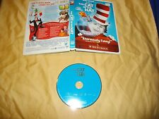 32444715 Dr. Seuss The Cat in the Hat (DVD, 2004, Widescreen Edition) for ...