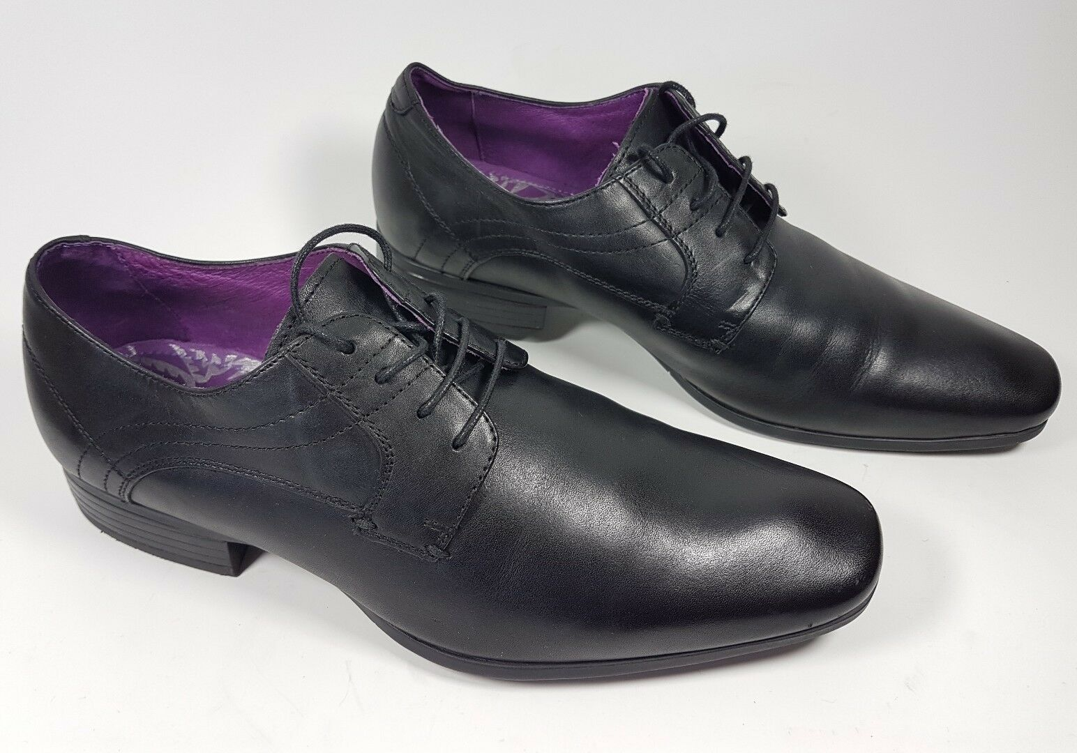 Azor eu black leather formal shoes eu Azor 40 877bb7
