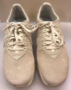 Details about Nike Air Max LD Zero Men 11 Sail 848624 100 Suede Fragment HIROSHI FUJIWARA