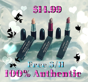 NEW-IN-BOX-MAC-Lustre-Lipstick-Pick-Your-Shade-3g-0-1oz-100-Authentic