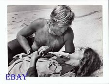 Robert Redford barechested VINTAGE Photo