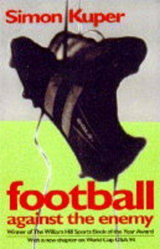 (Good)-Football Against the Enemy (Paperback)-Simon Kuper-1857992490