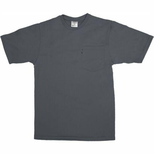 Key 821 Men/'s Performance Comfort Short Sleeve Pocket T-Shirt