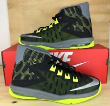 27b2ed068d59 item 1 Nike Air Devosion GS Basketball Shoes 845081-005 Black Volt Green  SIZE 6Y -Nike Air Devosion GS Basketball Shoes 845081-005 Black Volt Green  SIZE 6Y