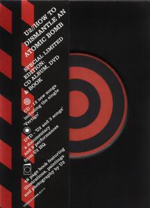 U2-How-to-dismantle-an-atomic-bomb-UK-2-DISC-CD-DVD-BOOK-OBI-NEW-SEALED