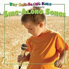 Sing-Along Songs The Sing-Along Kids, Audio CD, 2012