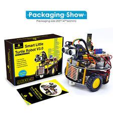 Keyestudio Programming Smart Car Robot Robotics Starter Diy Kit V30 For Arduino