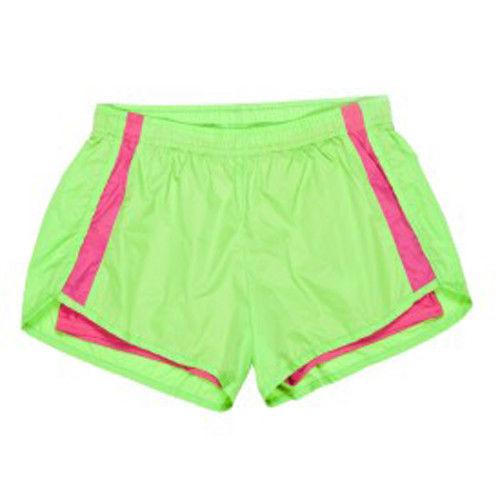 Ladies Endurance running shorts ladies S-XL Boxercraft