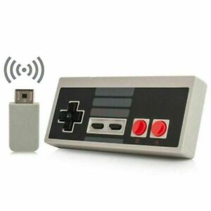 Wireless Controller Gamepad Joypad Compatible for NES Classic Mini Game Console