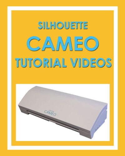 Silhouette CAMEO 4 Machine Bundle ORACAL VINYL SISER HEAT TRANSFER TOOLS ETC