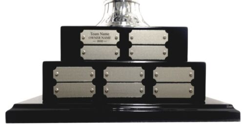 PERPETUAL TAG FOR FLYING W AWARDS MULTI TAG TROPHIES CANADA